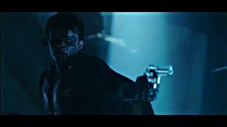 Titans 2x1 | Robin Vs Jason Todd Scene Season 2 Episode 1