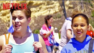 Malibu Rescue 🏊️ NEW MOVIE Trailer feat. Ricardo Hurtado, Breanna Yde | Netflix