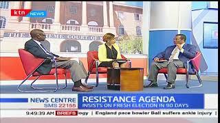 Musalia Mudavadi expounds on the NASA resistance agenda