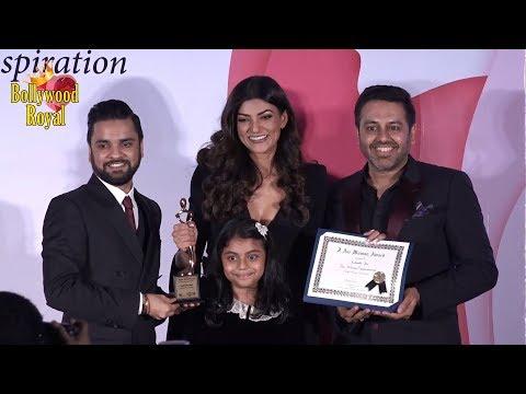 Sushmita Sen, Madhoo Shah & Others At 'I Am Woman Awards 2018' Part 4
