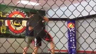 Yair Rodriguez Training For BJ Penn