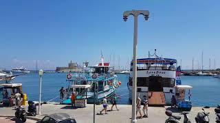 Экскурсия на о.Родос из Мармариса #СчастливоеПутешествие