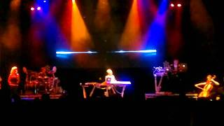 Howard Jones - 'Elegy', Dream Into Action set, @ the o2, 6 November 2010