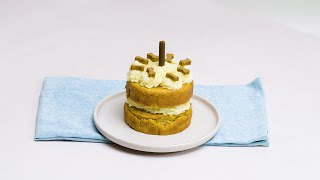 Dog Friendly Birthday Cake Recipe | Made In Battersea