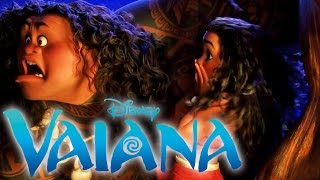 Vaiana Film Trailer
