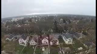 DJ Phantom 2 review video for 8mm 16 seconds/ DJI phantom 2 flying 500 feet away from the ground .