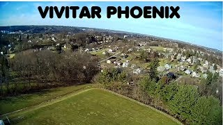 Vivitar VTI Phoenix Foldable Camera Drone SD Card Video