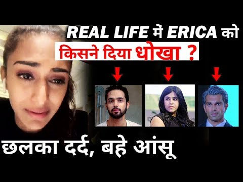 OMG! Erica Fernandes feels she has been cheated; Check who has broken her heart!