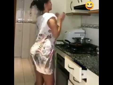 Ibu2 masak sambi joget mantap👍