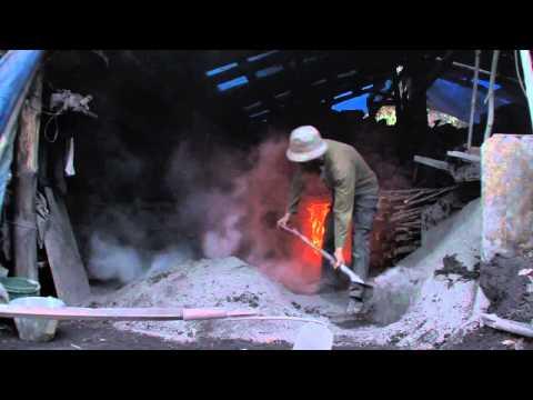 [Mountain and Work] White Charcoal in Shichikashuku