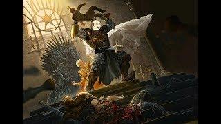 Aqua Teen Hunger Thrones - Carl Clegane