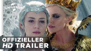 The Huntsman & the Ice Queen Film Trailer