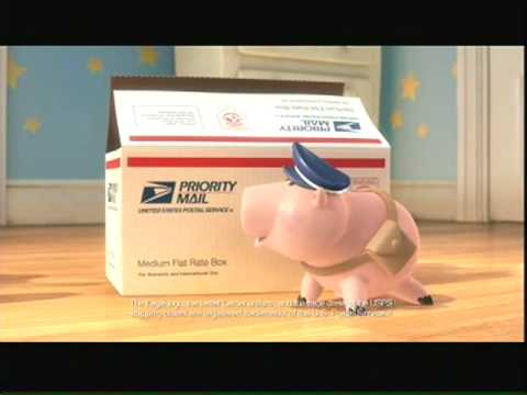 United States Postal Service (USPS) Commercial (2010) (Television Commercial)