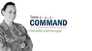 TRICARE Changes: Are you ready? #TakeCommand