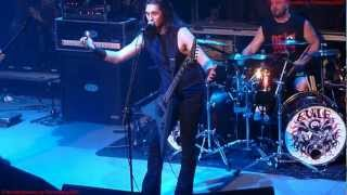 Evile - Cult Live at the Olympia Theatre Dublin Ireland 30th May