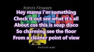 Kara's Flowers(Maroon 5) - Soap Disco [HQ + LYRICS]