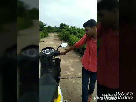 How to make sound like ktm with maestro scooty without any can!!!