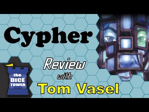 Dice Tower Reviews: Cypher