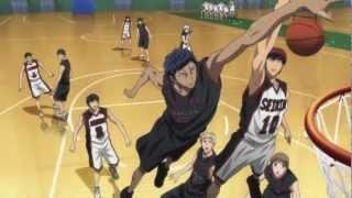 黒子のバスケ PV (SPYAIR 0 game)
