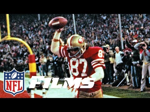 """#2 """"The Catch"""" Joe Montana to Dwight Clark 