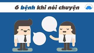 6 thói quen xấu khi nói chuyện | HatBuiNho