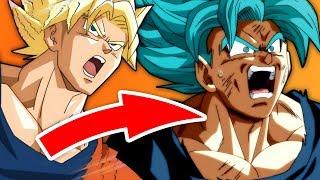 Dragon Ball Super's Animation: From Zero to Hero [Kamehacon 2018]