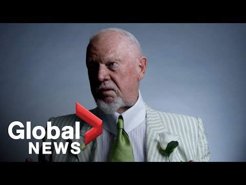 Don Cherry fired from Hockey Night in Canada after controversial poppy comments