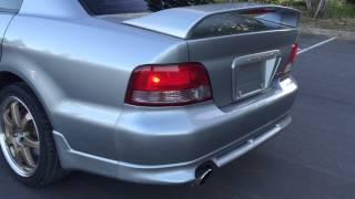 1999 Mitsubishi Galant VR-4 Type-S Twin Turbo AWD 300HP, 69,000 original kms