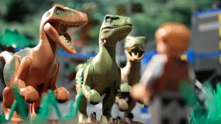 LEGO Jurassic World: The Raptors Strike