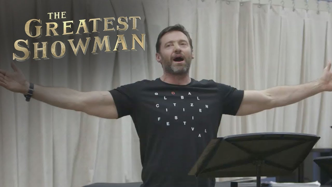 "Video trailer för The Greatest Showman | ""From Now On"" with Hugh Jackman 