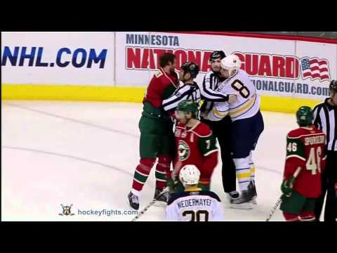 Cody McCormick vs Clayton Stoner