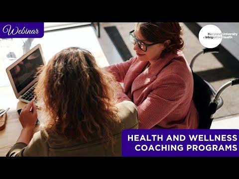 Health and Wellness Coaching Graduate Programs at MUIH ...