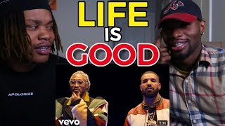 DRAKE AND FUTURE, BACK AGAIN!!   Future - Life Is Good (Official Music Video) ft. Drake