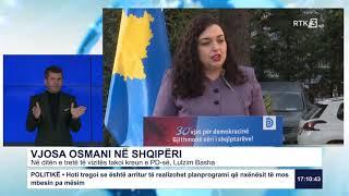 RTK3 Lajmet e orës 17:00 18.12.2020
