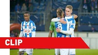 Clip sc Heerenveen - PEC Zwolle
