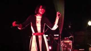 """Bat for Lashes """"All Your Gold"""" Big Sur - Henry Miller Library 4/19/2013"""