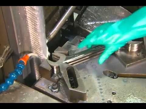 Snap-on Schraubenschlüssel. How It´s Made. Wie entstehen eigentlich Schraubenschlüssel von Snap-on?