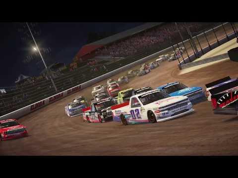 NASCAR Heat 2 - Eldora Speedway Trailer thumbnail