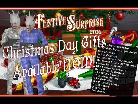 All Christmas Masks Gta Online.The Christmas Masks Gta V