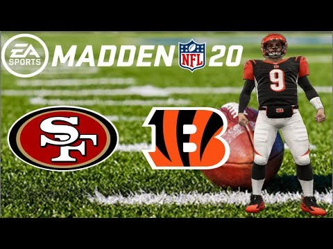 Madden NFL 20 PS4 Gameplay (Career Mode Ep.3)