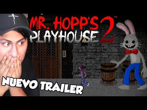 REACCION AL TRAILER DE MR HOPPS PLAYHOUSE 2