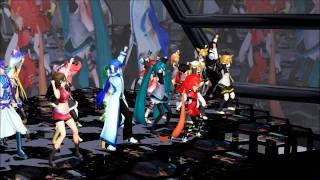 19 Vocaloids - Neko Neko Super Fever Night