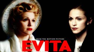 Evita Soundtrack - 08. I'd Be Surprisingly Good For You