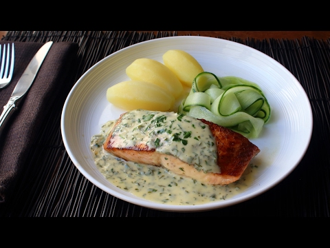 Norwegian Butter Sauce Recipe - How to Make Sandefjordsmør