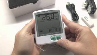 Thermco Instructional Video   ACCRT8002 Temp Data Logger