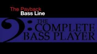 The Payback Bass Line
