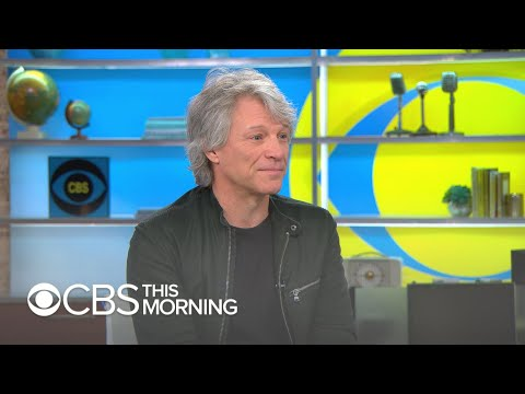"Bon Jovi finds hope in ""Unbroken,"" new song honoring veterans"
