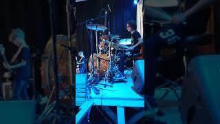"Drums cam - ""Luna"" la club Quantic - Nicholas 10 years"