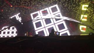 Bassnectar - Pennywise Tribute @ TomorrowWorld 2015 (Day 2)