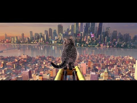 Post Malone, Swae Lee - Sunflower (Spider-Man: Into the Spider-Verse) (Cat version)